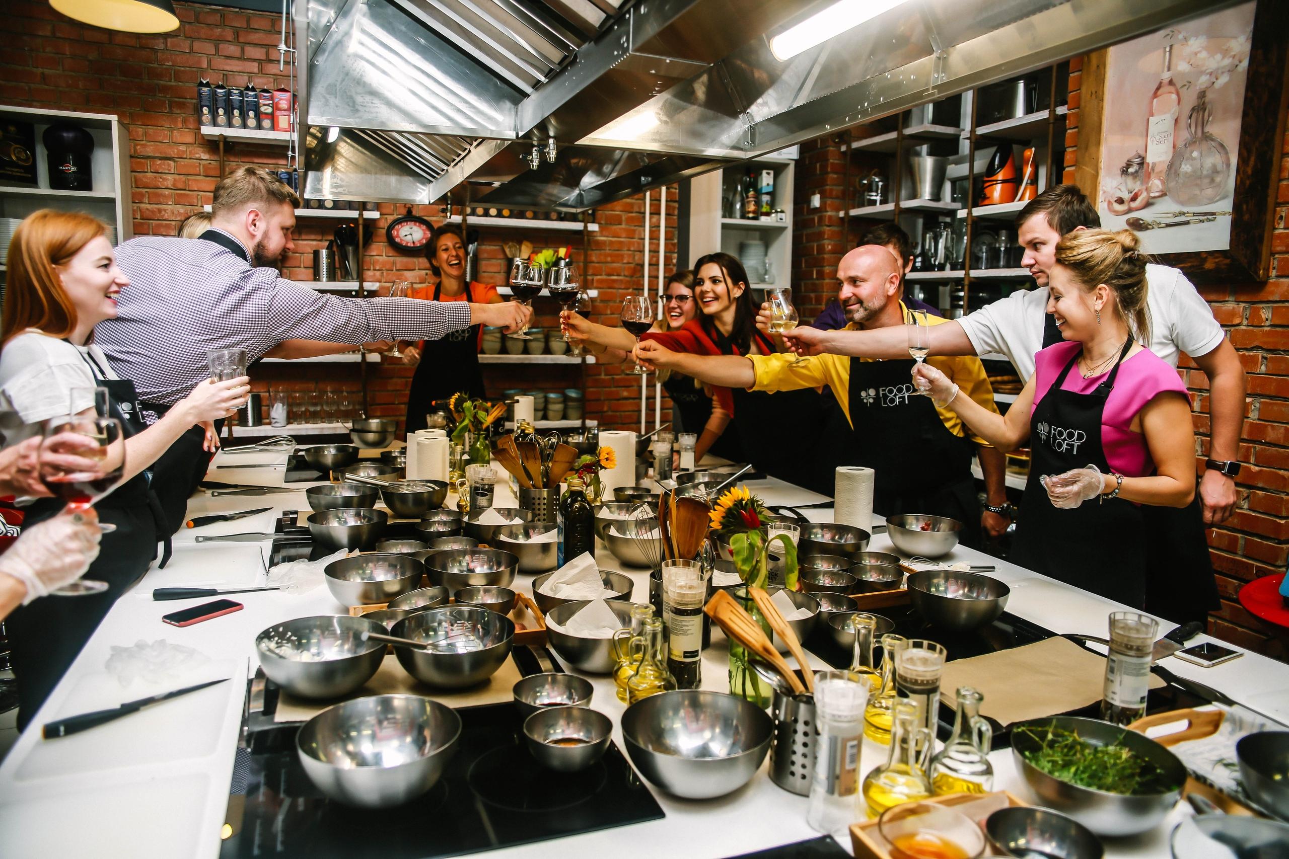 Итоги Благотворительного Кулинарного тимбилдинга